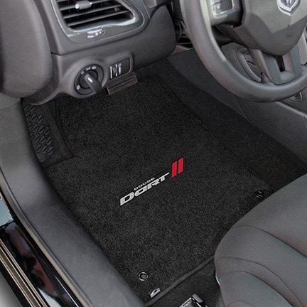 Custom Fit Jeep Ram Chrysler Dodge Logo Floor Mats