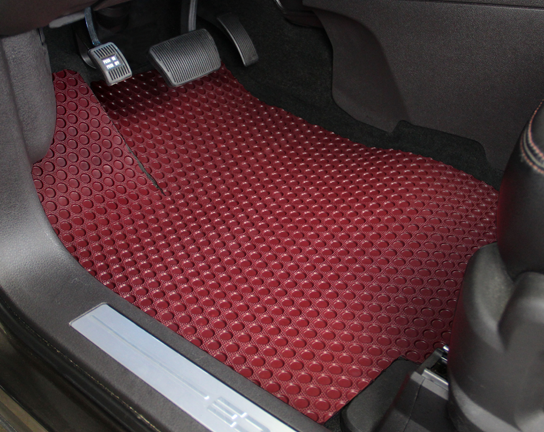 Rubbertite Custom Fit All Weather Auto Floor Mats