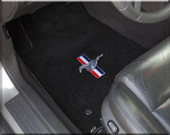 Mustang Custom Floor Mats