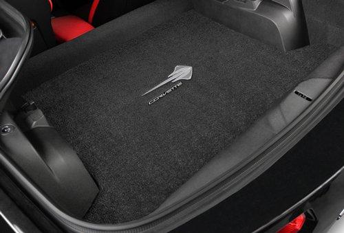 corvette stingray cargo mat, Corvette Stingray emblem