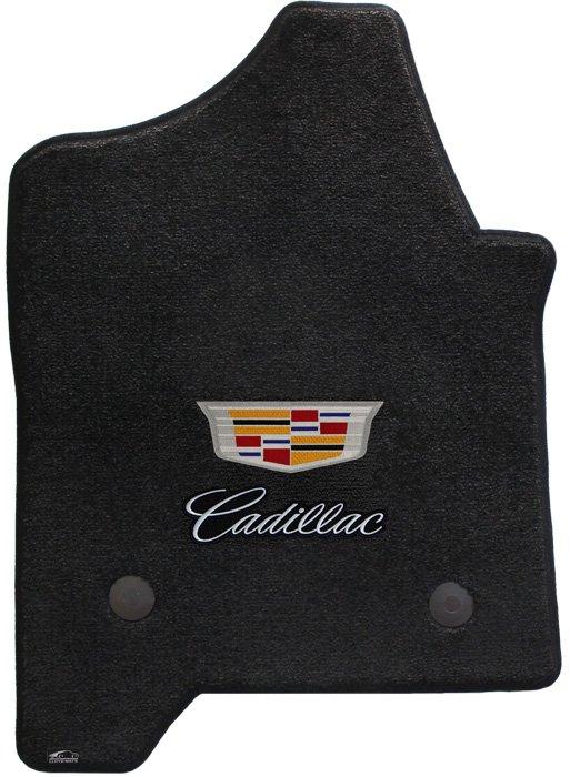 Lloyd Mats Custom Logo Cadillac Floor Mats