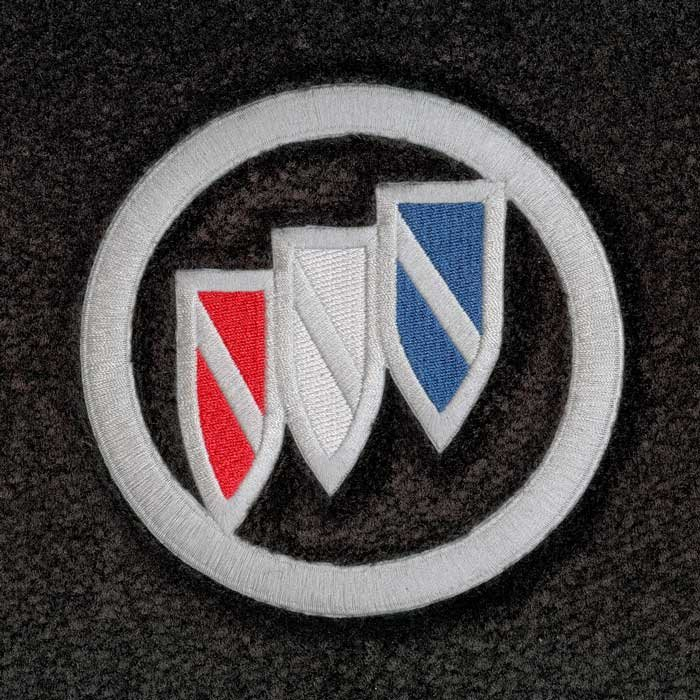 Custom Fit Buick Logo Floor Mats For All Buick Cars And