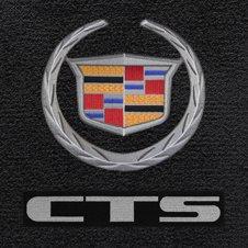 Cadillac CTS emblem for Lloyd floor mats