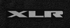 Cadillac XLR logo floor mats