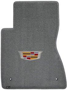 Cadillac wreath & crest logo floor mats by Lloyd Mats