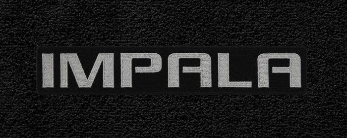 New Lloyd Impala Logo Custom Fit Floor Mats For 2006 And