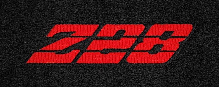 z28 custom fit floor mats