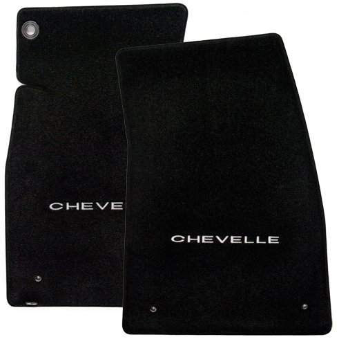 chevelle custom fit floor mats