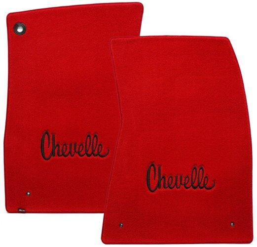 classic chevelle custom mats