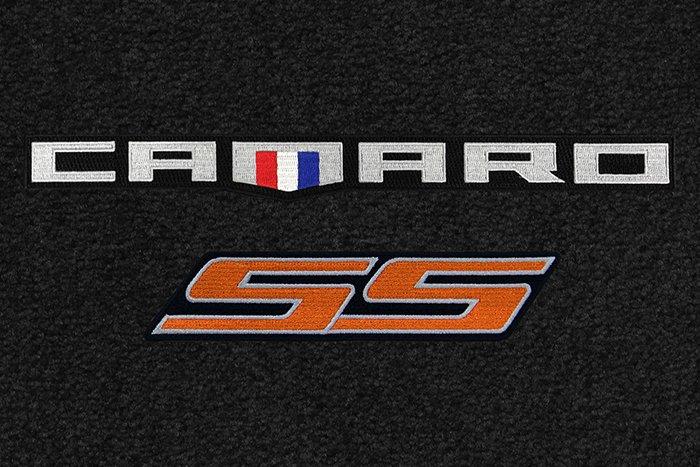 187 Camaro Logos