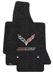 Lloyd Mats Corvette Racing Logo Floor Mats