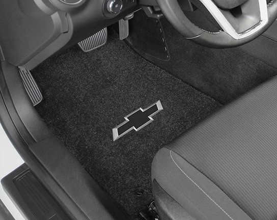 Custom Fit Camaro Logo Floor Mats Floor Mats All Models