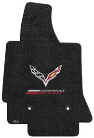Lloyd Mats Corvette Grand Sport Logo Floor Mats
