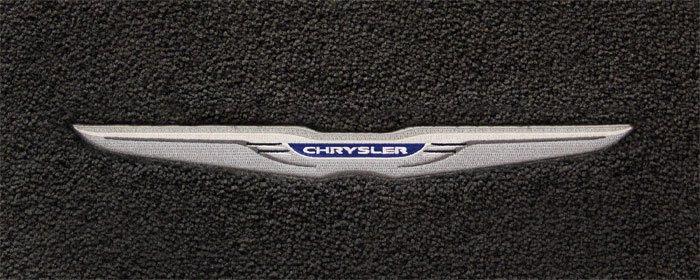 Custom Fit Chrysler Logo Floor Mats For All Cars And Vehicles