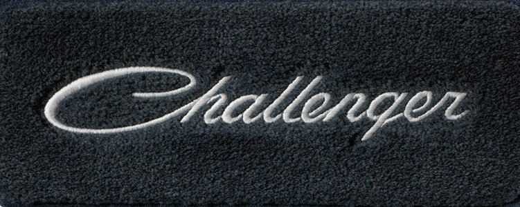 challenger classic custom fit floor mats