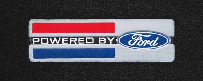 Cool Ford Emblems 829049 powered by ford