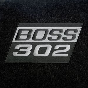 boss 302 custom fit floor mats
