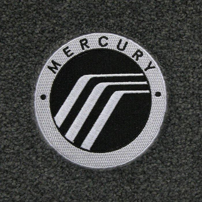 Custom Fit Mercury Logo Floor Mats For All Mercury Cars And Vehicles