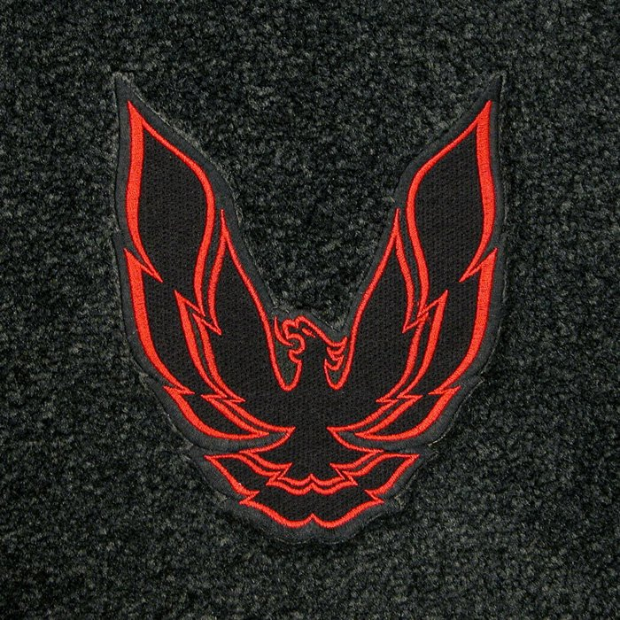 Custom Fit Pontiac Logo Floor Mats For All Pontiac Cars And Vehicles