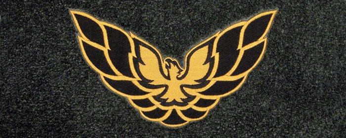 Custom Fit Pontiac Logo Floor Mats For All Pontiac Cars