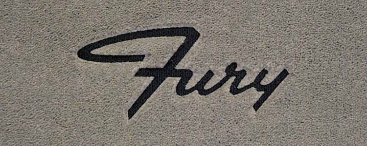 dodge fury custom fit floor mats