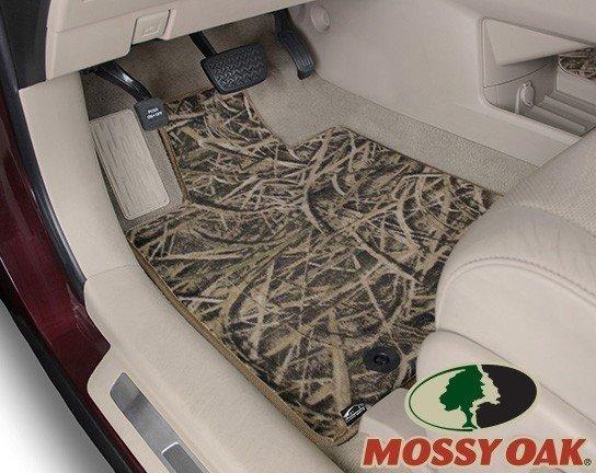Custom Camo Car Amp Truck Floor Mats Mossy Oak Amp Lloyd Designs