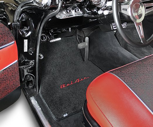 custom fit classic car mats, vintage car floor mats