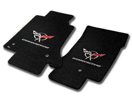 corvette c5 floor mats, Corvette logo floor mats, custom fit corvette floor mats