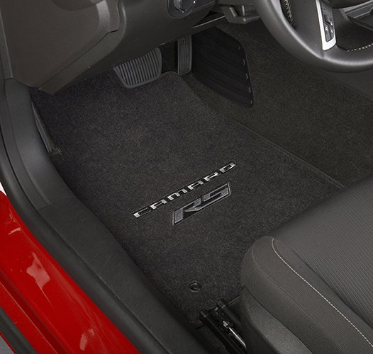 black, camaro, camaro rs, carpet mat, driver, floor mat, rs, silver, ultimat