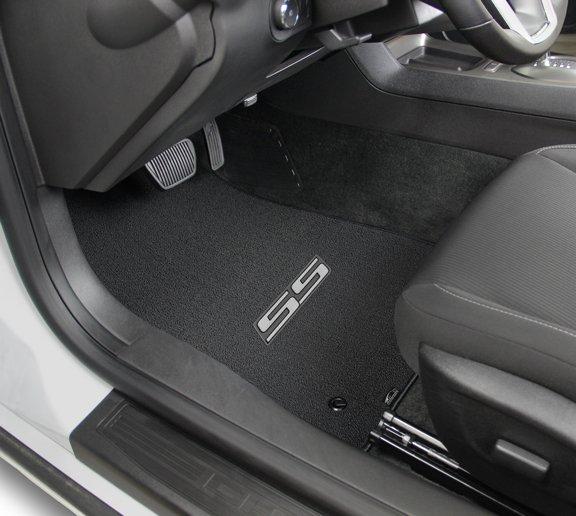 camaro ss, floor mats, logo