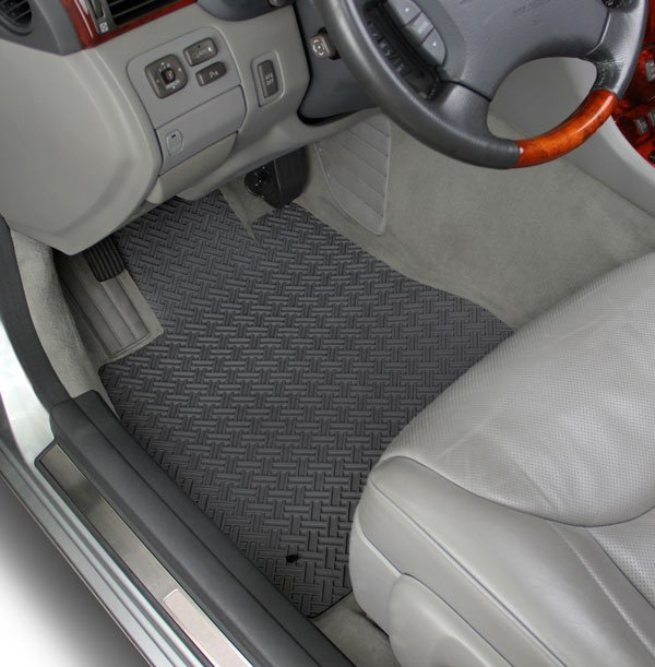 all weather floor mats, northridge custom floor mats, rain mats, rubber floor mats