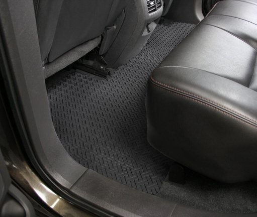 All Weather Custom Fit Second Seat Ford Edge Mat