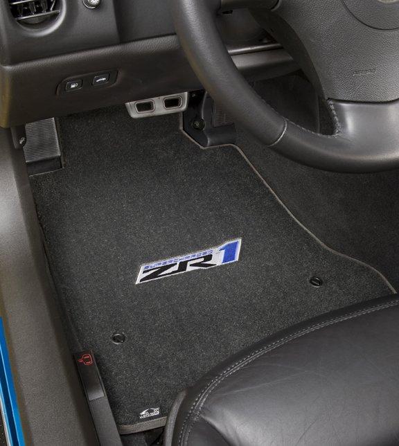 custom fit Corvette zr1 floor matsa