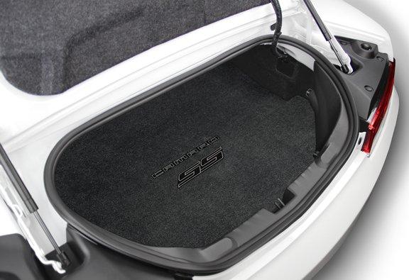 camaro trunk mats
