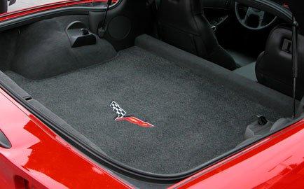 corvette c6 floor mats, corvette cargo mat, corvette cargo mats, custom corvette floor mats