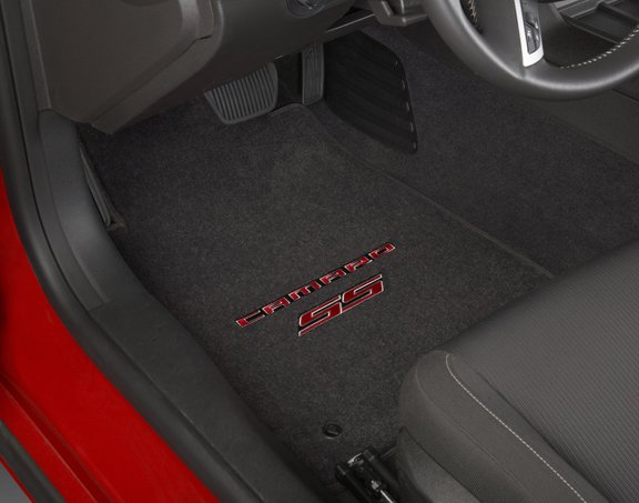 camaro logo mats, camaro rs floor mats, camaro ss floor mats