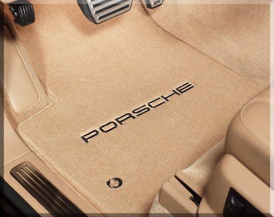 car mats, ultimat licensed custom fit porsche floor mats