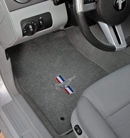 car mats, custom fit mustang mats, mustang floor mats