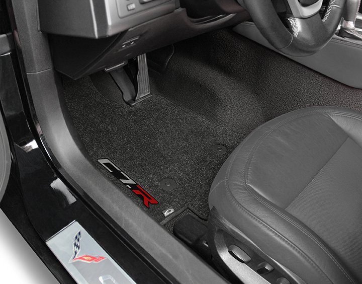 C7 Corvette Racing floor mats