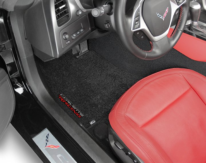 Lloyd Mats Corvette Racing Floor mats