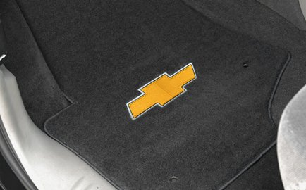 custom fit chevy floor mats