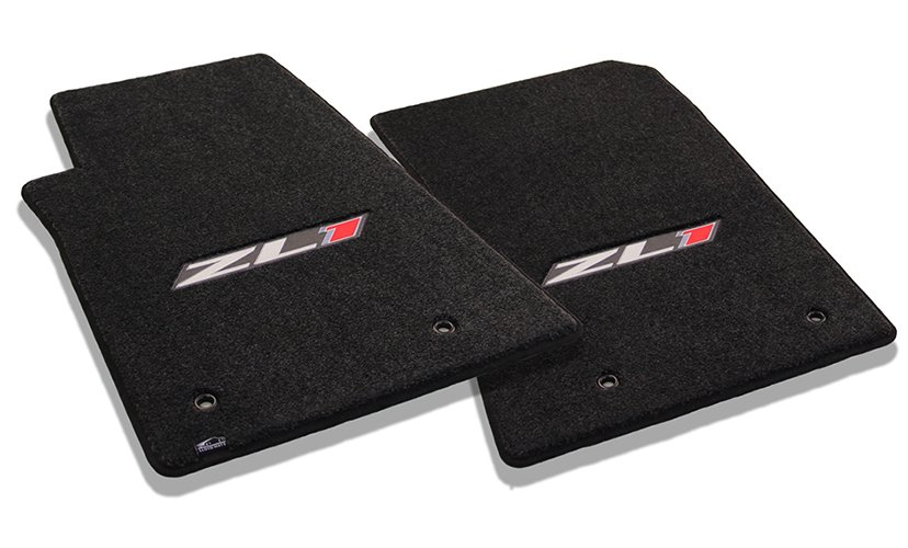 applique, camaro, floor mat set, zl1